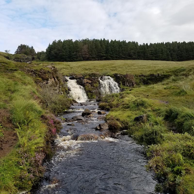 Faery Pools of Skye